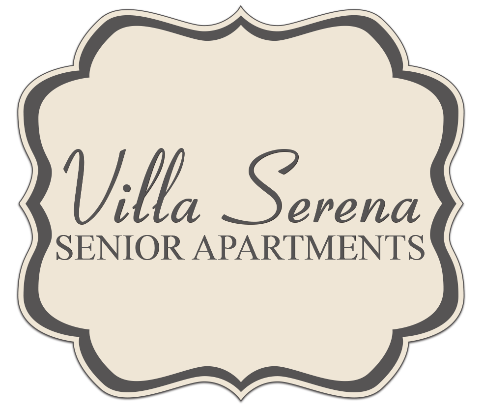 Villa Serena Senior Apartments logo
